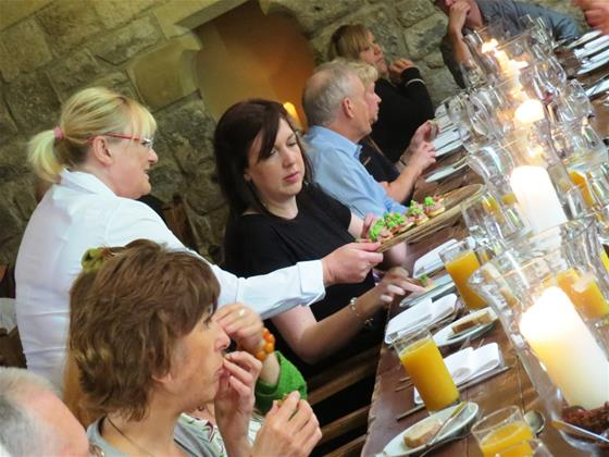 Feast to raise awareness of food poverty and waste