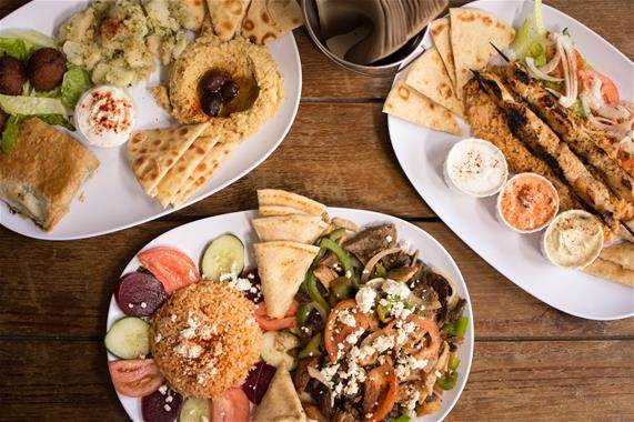 Wednesday cookery club - The real greek - 18 September 2019